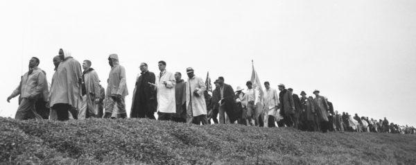 De geweldloosheid van Dr. King