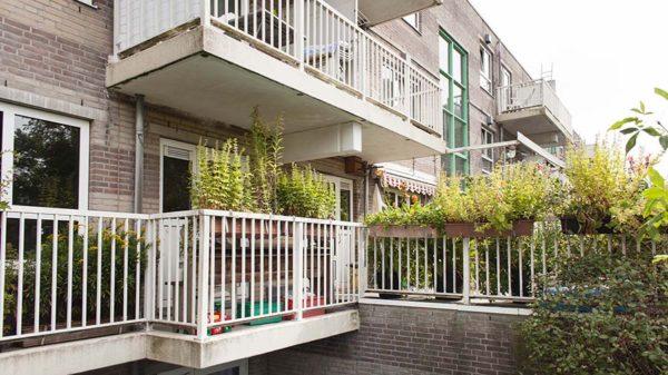 Jeannette Noëlhuis balkon
