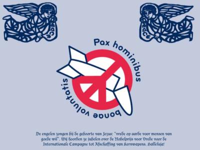 Pax hominibus bonae voluntatis