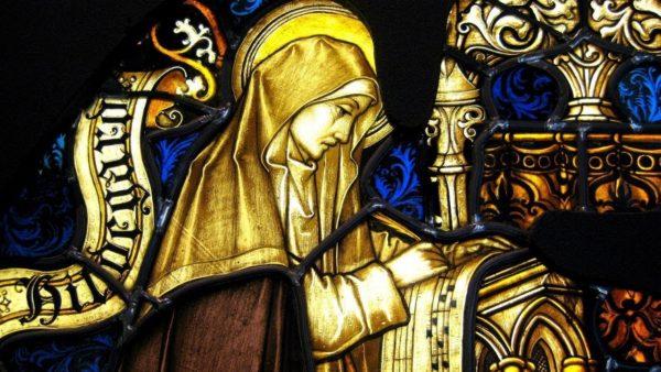 Hildegard van Bingen: femina universalis