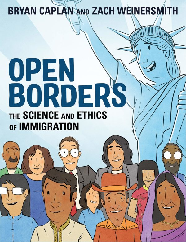Open grenzen, helemaal zo gek nog niet!