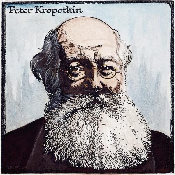 Kropotkin: inspiratiebron voor Catholic Workers